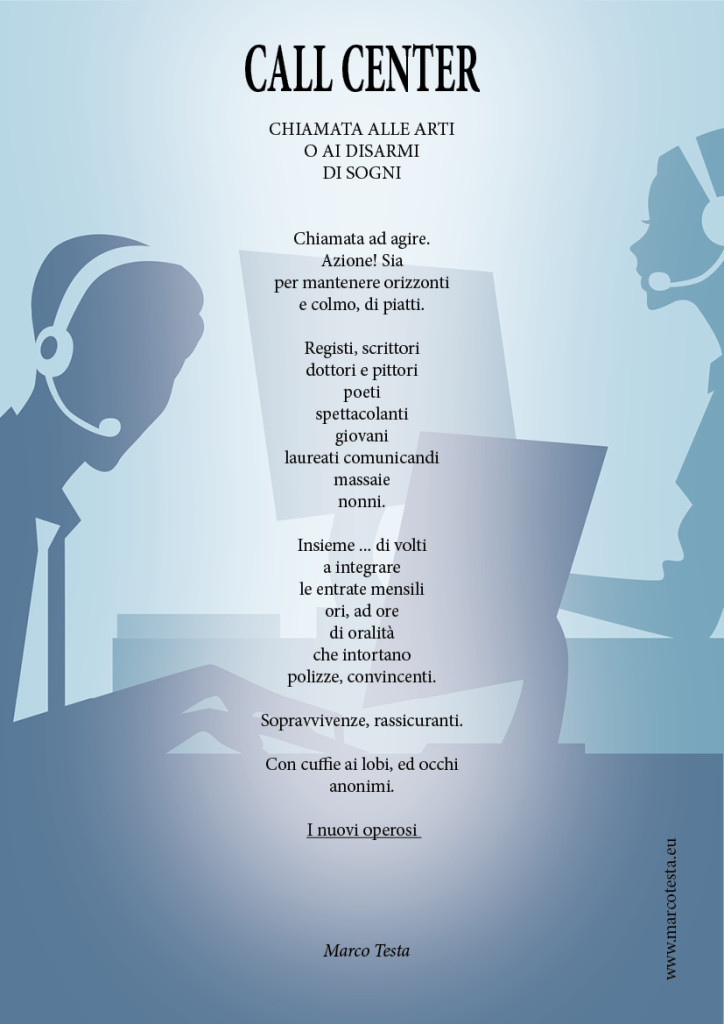 POESIA CALL CENTER